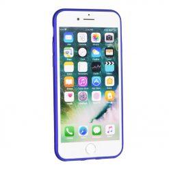 Zadný kryt Jelly Case Flash matný modrý – LG K10 2018 (LG K11 ... 285c8a230a3
