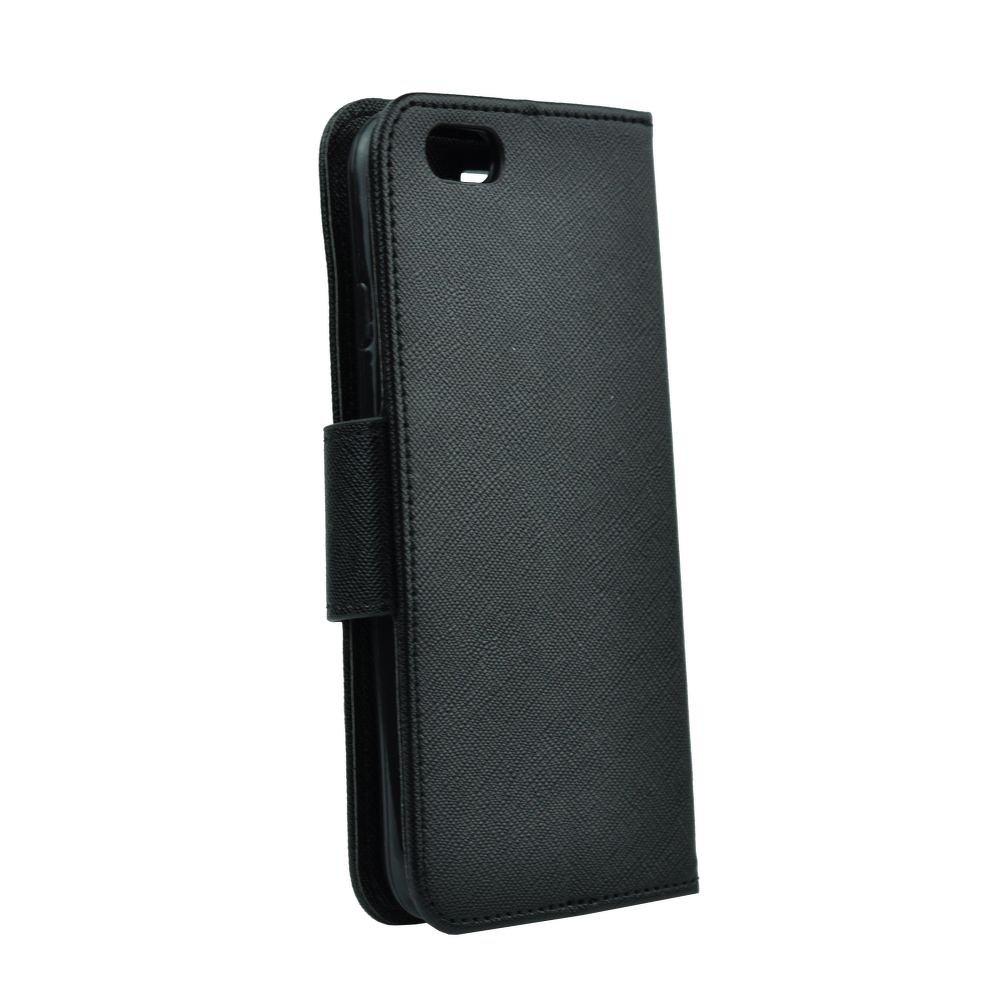 Peňaženkové puzdro Fancy Book čierne – iPhone 6 Plus   6S Plus ... 86e4ff31b3f