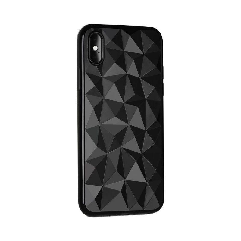 Silikónový kryt Forcell Prism čierny – iPhone 5 5S SE  e7957bb4b81