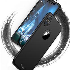 ... Puzdro iPaky 360 Protection Full Body čierny – iPhone 6 6S 5322b328b29