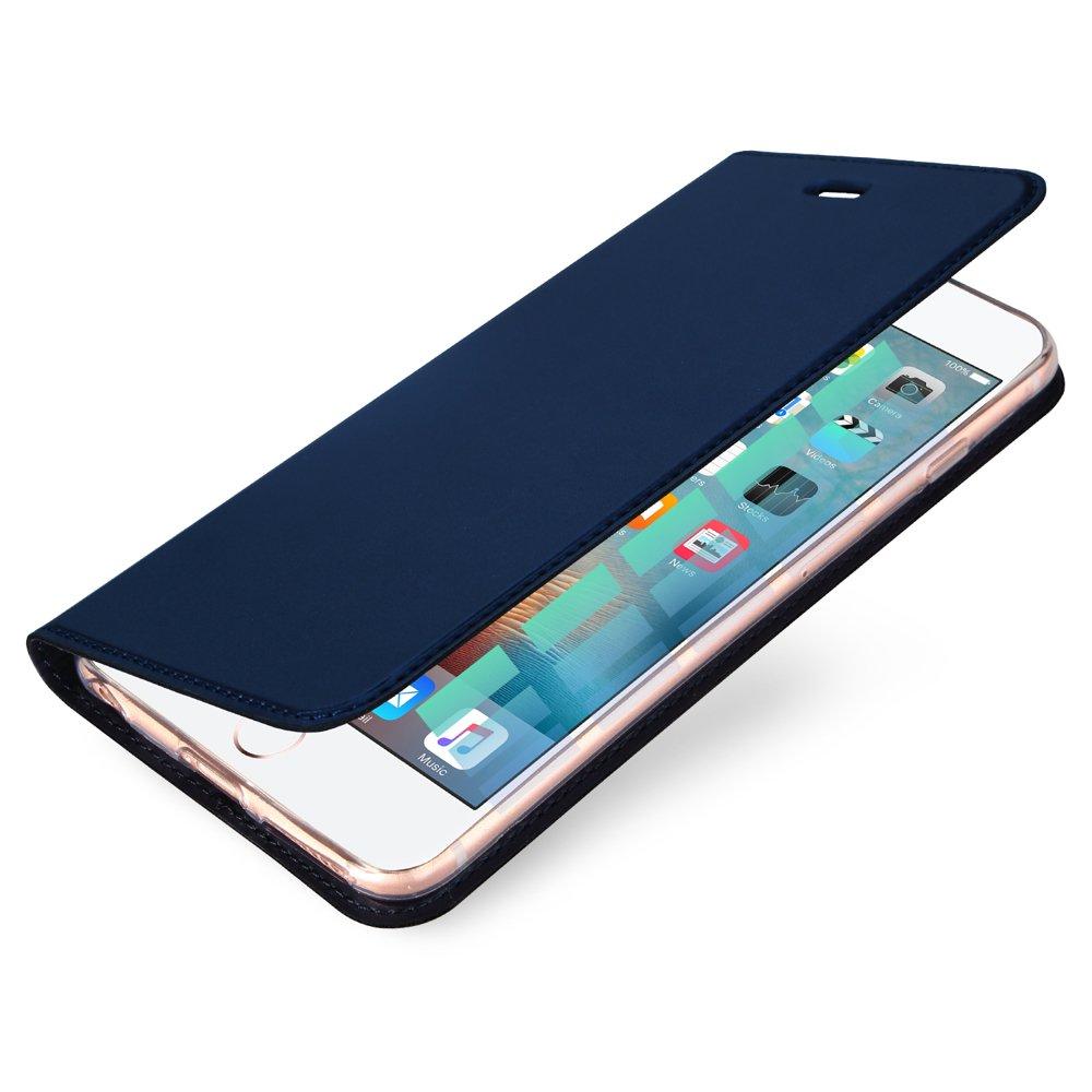 Puzdro Dux Ducis Skin Pro modré – iPhone 6 6S  9f50a762dc3