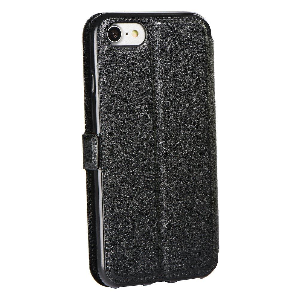 Knižkové puzdro Book Pocket Čierne – iPhone 5 5S SE  072c7748db6