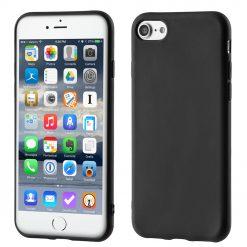 Zadný kryt Soft Matt čierny – iPhone 6 Plus   6S Plus ... b3b5d1f49aa